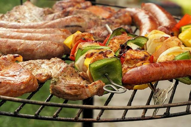 Free photo: Grill, Meat, Barbecue, Grilled - Free Image on Pixabay - 1459888 (35235)