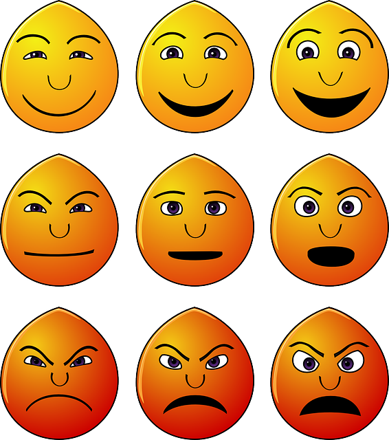Free vector graphic: Emoticons, Emotions, Smilies, Faces - Free Image on Pixabay - 154050 (35899)