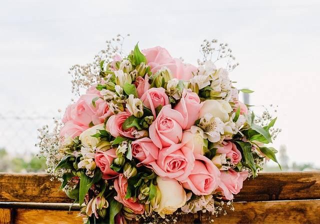 Free photo: Bouquet, Flowers, Rosa, Wedding - Free Image on Pixabay - 2041844 (37100)