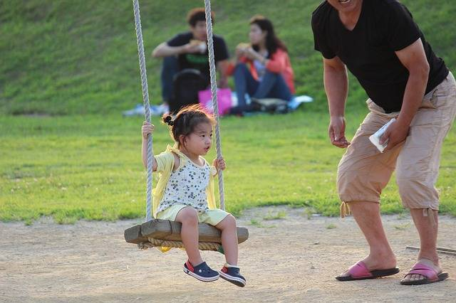 Free photo: Swing, Chiu, Baby, Outing - Free Image on Pixabay - 695789 (40100)
