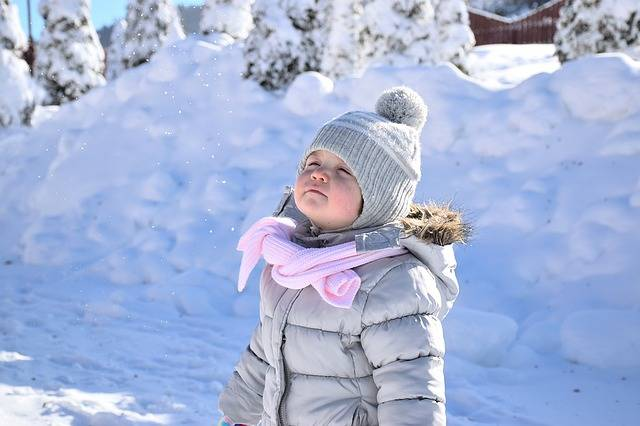 Free photo: Snow, Baby, Girl, White, Happy - Free Image on Pixabay - 1217124 (44159)