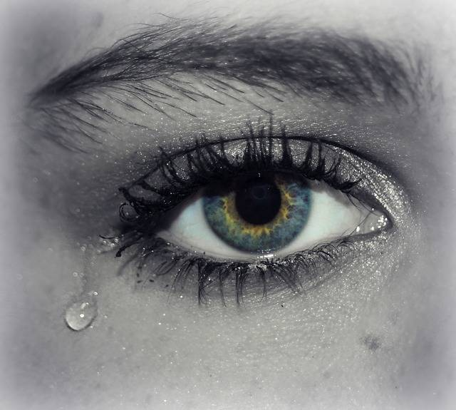 Free photo: Eye, Tear, Cry, Sadness, Pain - Free Image on Pixabay - 609987 (44214)