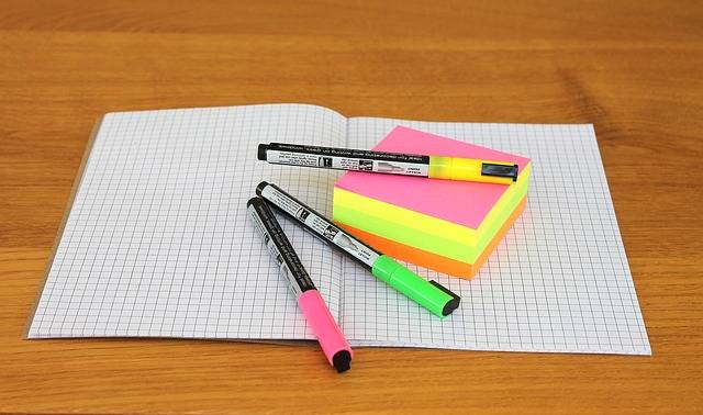 Free photo: Office Stuff, School, Note, Pen - Free Image on Pixabay - 1574661 (44771)