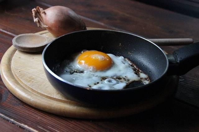 Free photo: Fried, Frying Pan, Breakfast Egg - Free Image on Pixabay - 1873747 (45811)