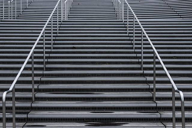 Free photo: Grey, Repetition, Stairs - Free Image on Pixabay - 1868864 (46075)