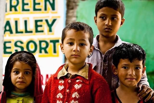 Free photo: Children, Girl, Boy, Man, India - Free Image on Pixabay - 428909 (46552)