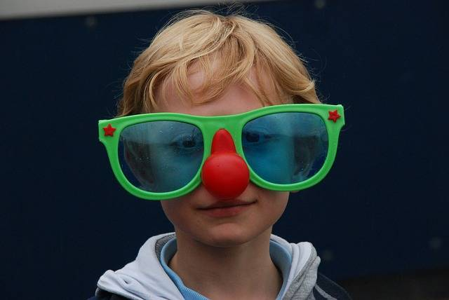 Free photo: Child, Clown, Glasses, Nose, Funny - Free Image on Pixabay - 1561966 (46562)