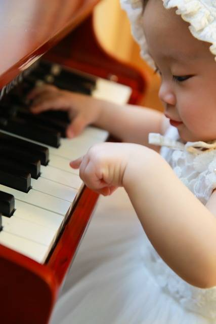 Free photo: Piano, Baby, Girl, Musician - Free Image on Pixabay - 775509 (46717)