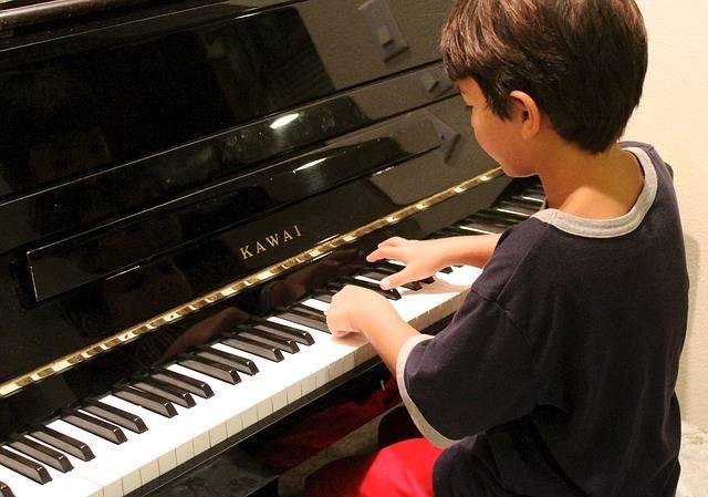 Free photo: Piano, Boy, Playing, Learning - Free Image on Pixabay - 78492 (47511)