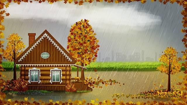 Free illustration: Autumn, Landscape, Home, Rural - Free Image on Pixabay - 1004868 (48538)