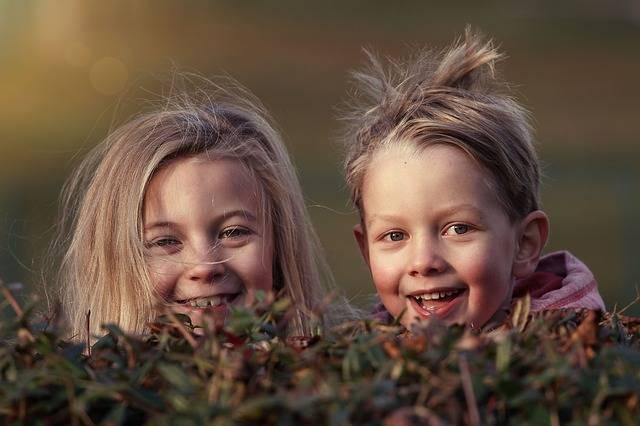 Free photo: Children, Garden, Autumn, Hide - Free Image on Pixabay - 1879907 (51014)