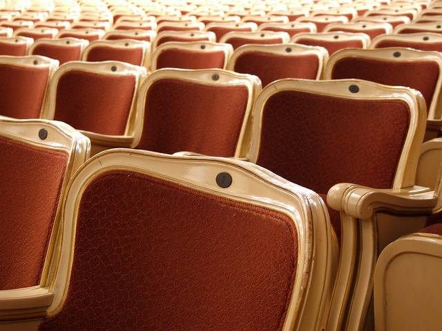 Free photo: Theater Seats, Furniture, Audience - Free Image on Pixabay - 1033969 (51573)