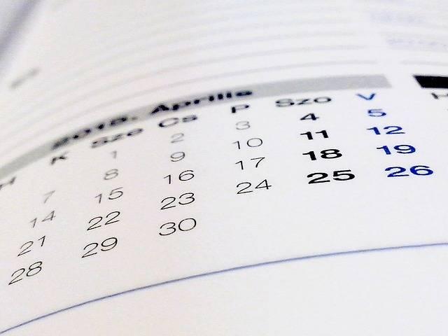 Free photo: Book, Calendar, Paper - Free Image on Pixabay - 1750740 (52436)