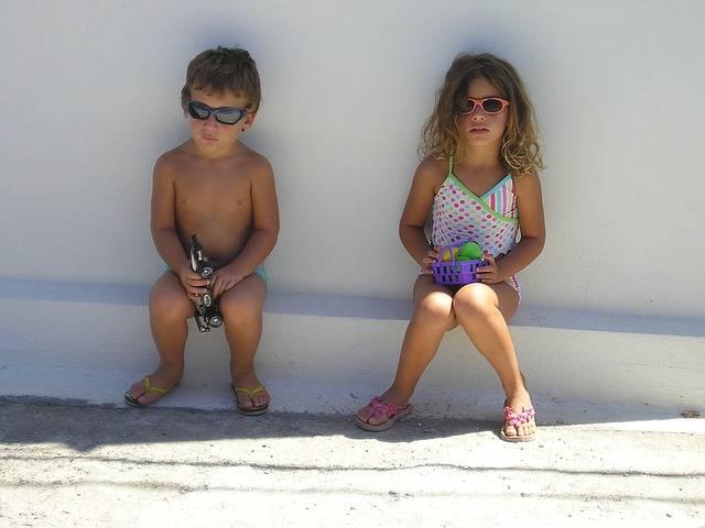 Free photo: Sunny Day, Kids, Sunglasses, Summer - Free Image on Pixabay - 1131600 (52519)