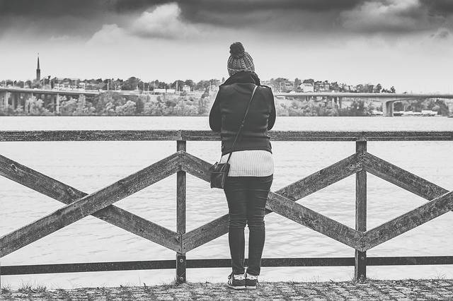 Free photo: Woman, View, Stockholm, Sweden - Free Image on Pixabay - 1759758 (54730)