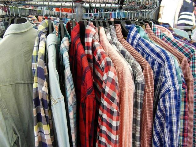 Free photo: Shirts, Clothes Stand, Offer - Free Image on Pixabay - 374914 (55157)