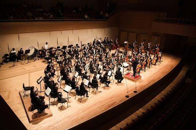 Free photo: Orchestra, Seongnam Arts Center - Free Image on Pixabay - 1815711 (56167)