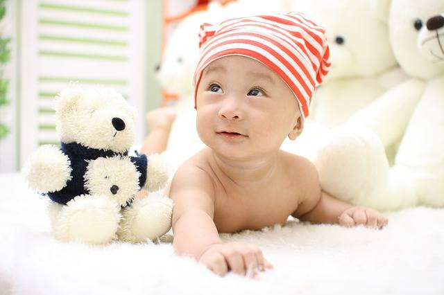 Free photo: Baby, Cute, Child, Lying, Adorable - Free Image on Pixabay - 571137 (57172)