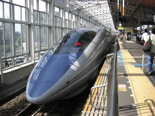 Free photo: Bullet Train, Train, Nozomi, Japan - Free Image on Pixabay - 66091 (57182)