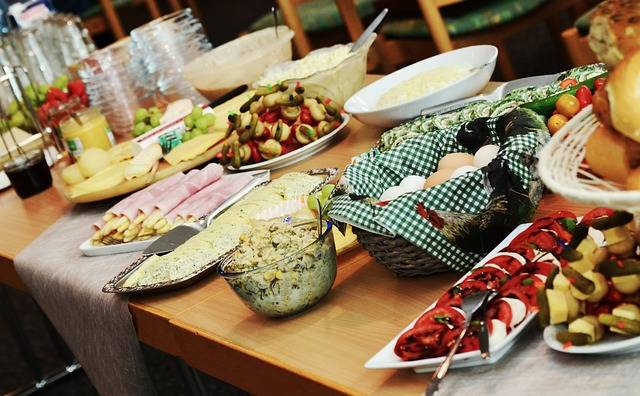 Free photo: Buffet, Festival, Celebration, Eat - Free Image on Pixabay - 974742 (58025)