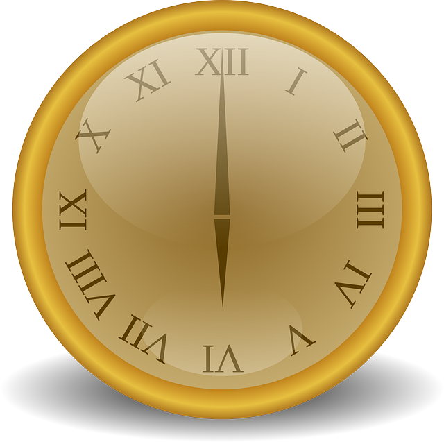 Free vector graphic: Clock, Golden, Number, Numbers - Free Image on Pixabay - 161260 (58028)