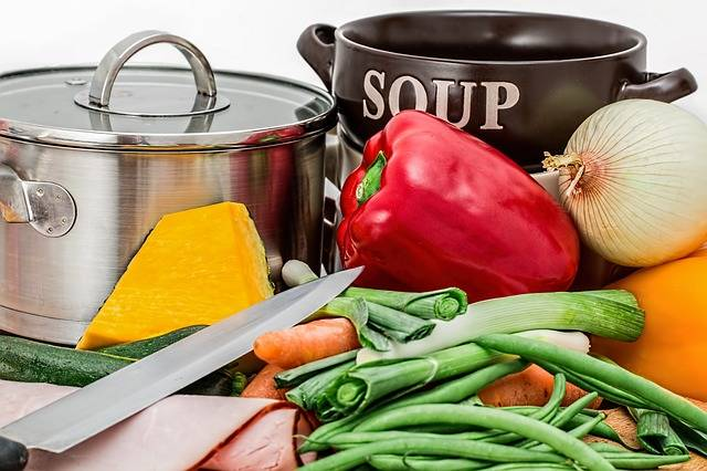 Free photo: Soup, Vegetables, Pot, Cooking - Free Image on Pixabay - 1006694 (58488)