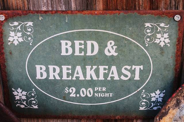Free photo: Bed And Breakfast, Bed Breakfast - Free Image on Pixabay - 1431775 (58494)
