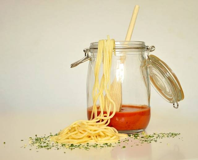 Free photo: Spaghetti, Pasta, Noodles - Free Image on Pixabay - 626276 (58619)