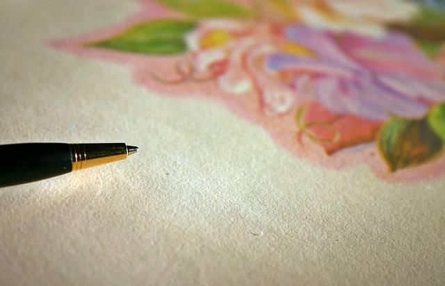 Free photo: Letters, Leave, Pen, Stationery - Free Image on Pixabay - 1724708 (58889)