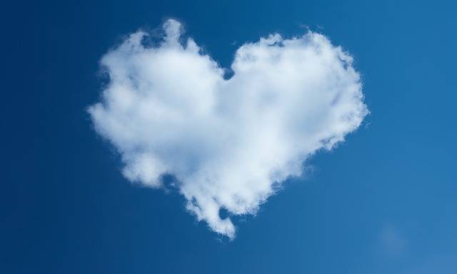 Free photo: Heart, Sky, Dahl, Blue Sky - Free Image on Pixabay - 1213481 (59486)