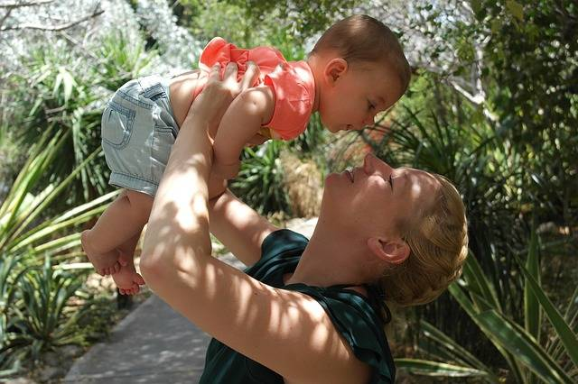 Free photo: Love, Mama, Baby, Woman, Kiss - Free Image on Pixabay - 2053576 (61266)
