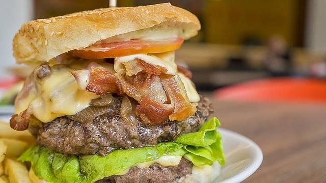 Free photo: Burger, Sandwich, Food, Fast Food - Free Image on Pixabay - 1553287 (62087)