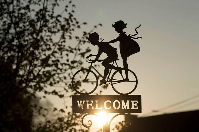 Free photo: Sun, Decoration, Garden, Bike - Free Image on Pixabay - 741813 (62458)