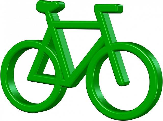 Free illustration: Bike, Biking, Green, Pedal, Save - Free Image on Pixabay - 213691 (62695)
