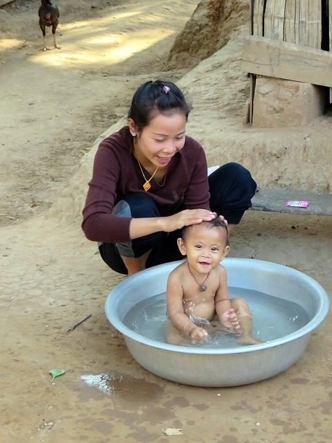 Free photo: Laos, Village, Ethnic Lao - Free Image on Pixabay - 1929921 (62988)