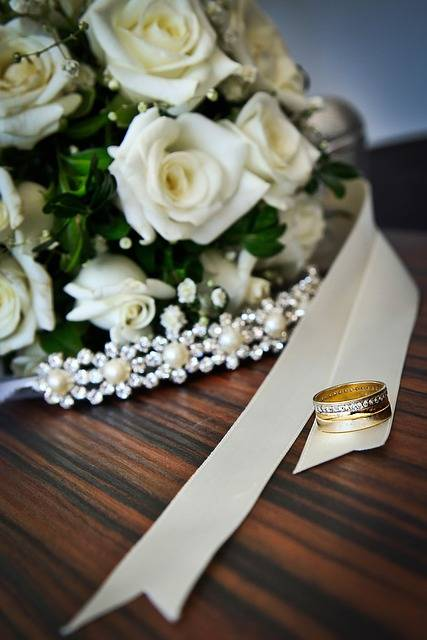 Free photo: Ring, Wedding, Detail - Free Image on Pixabay - 634531 (64005)