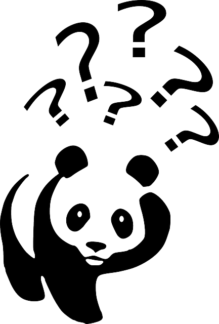 Free vector graphic: Bear, Black And White, Panda - Free Image on Pixabay - 35723 (64309)