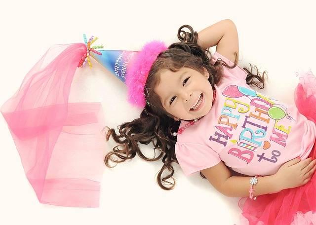 Free photo: Girl, Fairy, Happy, Pink, Birthday - Free Image on Pixabay - 812482 (64499)