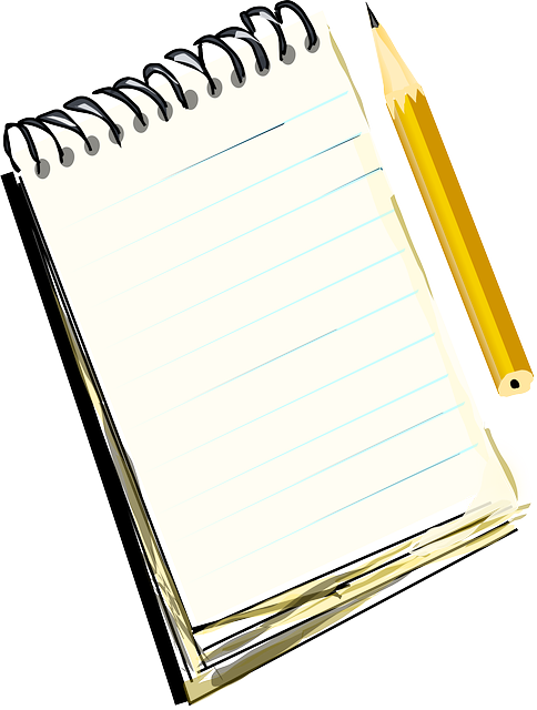 Free vector graphic: Notebook, Pencil, Blank, Office - Free Image on Pixabay - 308849 (65183)