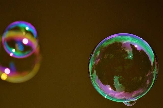 Free photo: Soap Bubble, Colorful, Ball - Free Image on Pixabay - 824564 (65307)