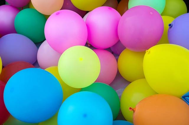 Free photo: Balloons, Children, Color Balloons - Free Image on Pixabay - 1869790 (65309)