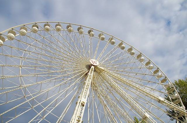 Free photo: Ferris Wheel, Amusement Park - Free Image on Pixabay - 1731917 (65692)