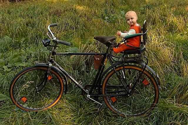 Free photo: Bike, Old, Doll, Child Seat - Free Image on Pixabay - 1717703 (66443)