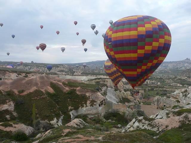 Free photo: Turkey, Cappadocia, Hot Air Balloon - Free Image on Pixabay - 1667760 (68566)