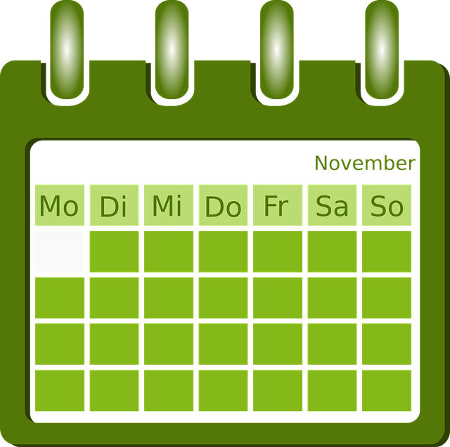 Free vector graphic: Calendar, Organization, Planning - Free Image on Pixabay - 1823848 (69929)