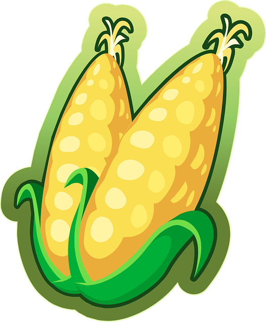 Free vector graphic: Corn, Maize, Vegetables, Food - Free Image on Pixabay - 575312 (69963)
