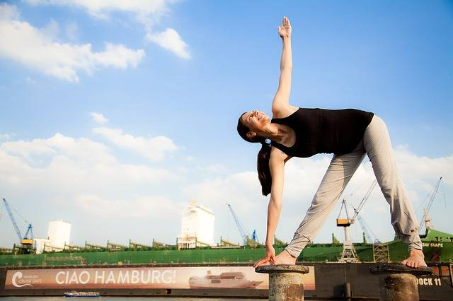 Free photo: Yoga, Port, Hamburg - Free Image on Pixabay - 1989958 (70083)
