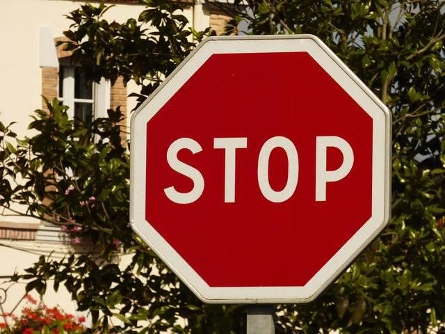 Free photo: Stop, Panel, Traffic, Road - Free Image on Pixabay - 1591529 (70097)
