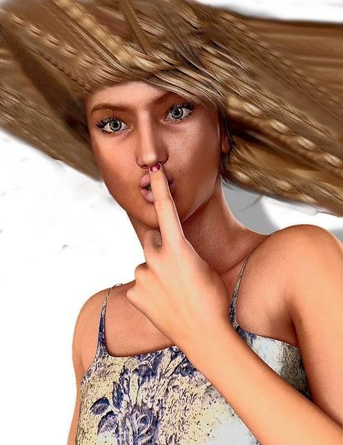 Free illustration: Woman, Hair, Silent, Fashion, Model - Free Image on Pixabay - 883233 (70831)