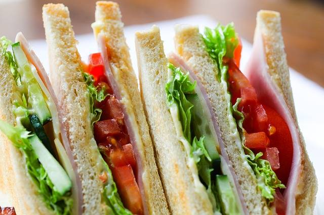 Free photo: Sandwich, Toast, Food, Breakfast - Free Image on Pixabay - 2301387 (70919)